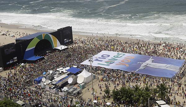 Brazil 2016 Bids